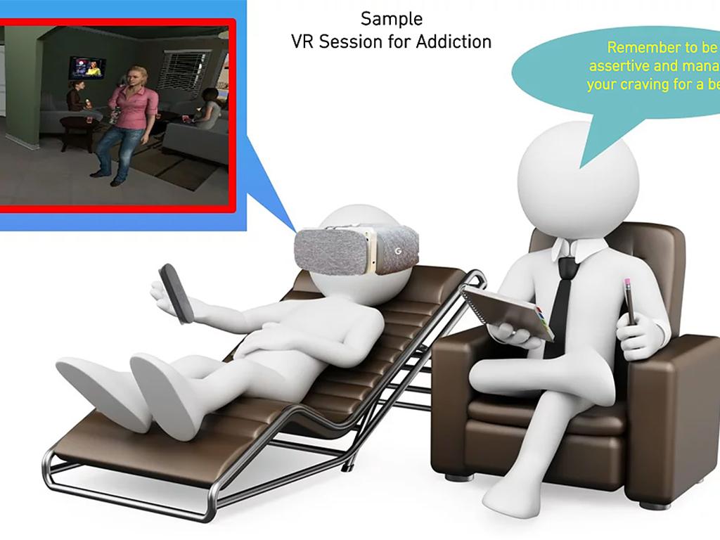 VRドラマで発達障害の方が対人スキルを学び面接もできるように v11