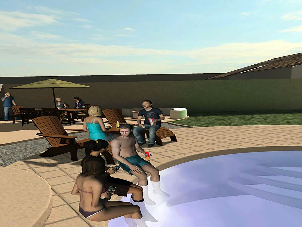 VRドラマで発達障害の方が対人スキルを学び面接もできるように v2