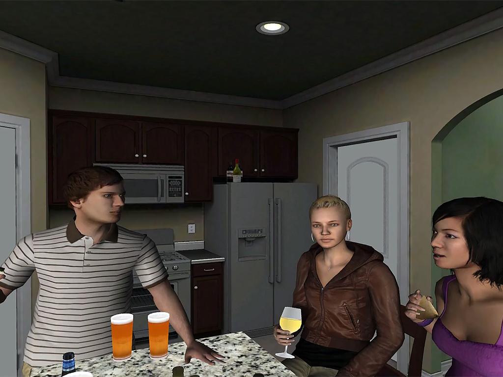 VRドラマで発達障害の方が対人スキルを学び面接もできるように v3