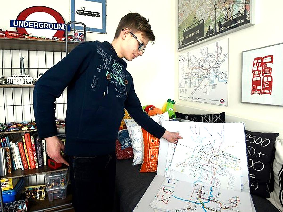 発達障害の息子が地図を描き生活が変わった m2-2