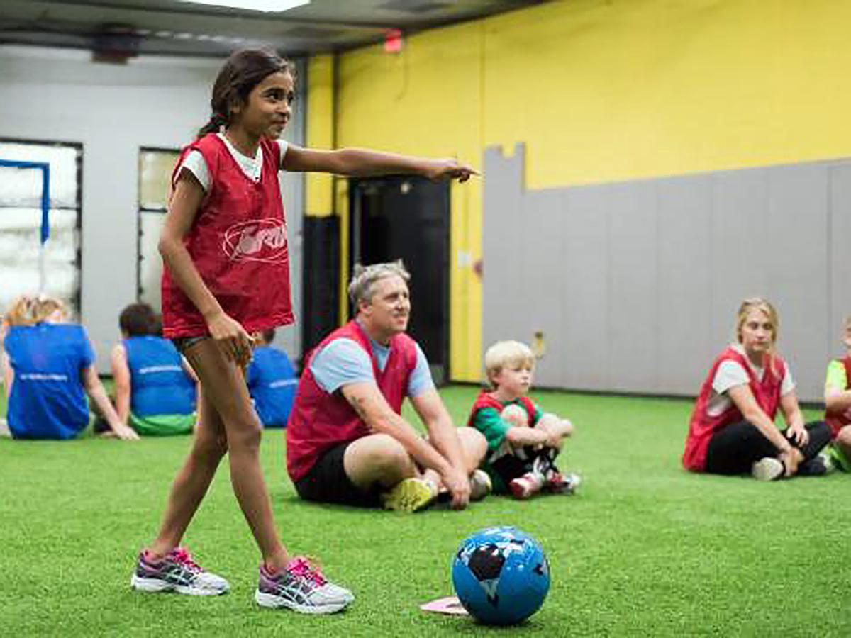 親が作ったサッカークラブは発達障害の子たちの日常生活も変える s1-1