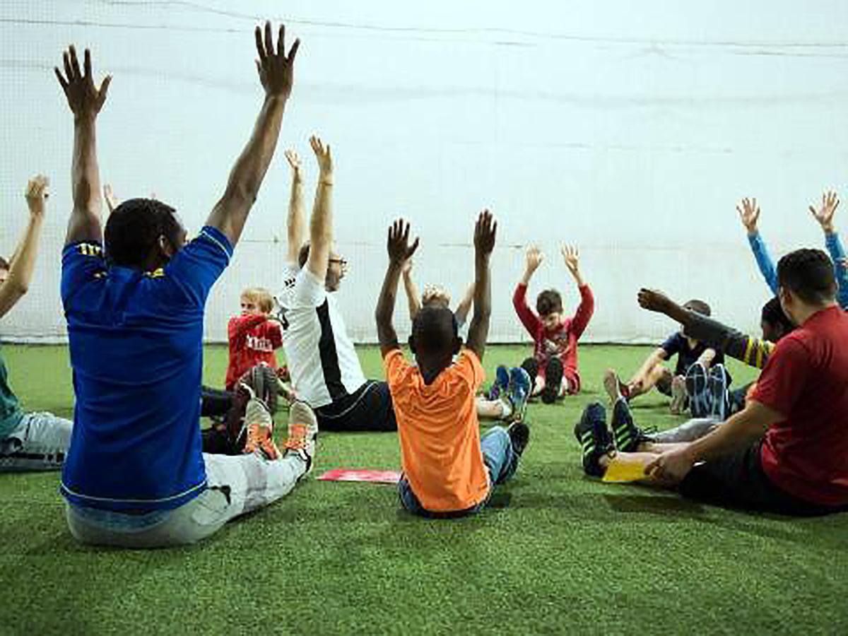 親が作ったサッカークラブは発達障害の子たちの日常生活も変える s2-1