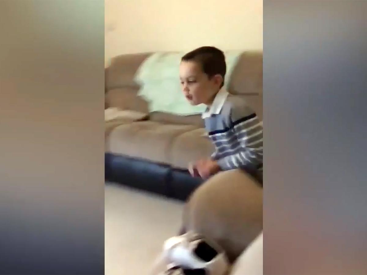 発達障害の少年へ少しの配慮でうれしい体験 s9