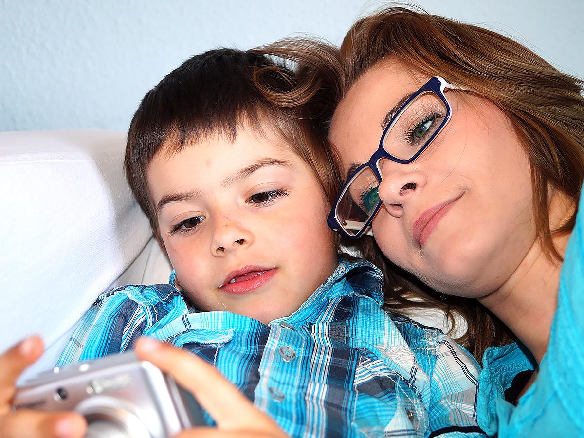 親が会話のしかたを学ぶことで、発達障害の子の言葉の能力が向上 p3