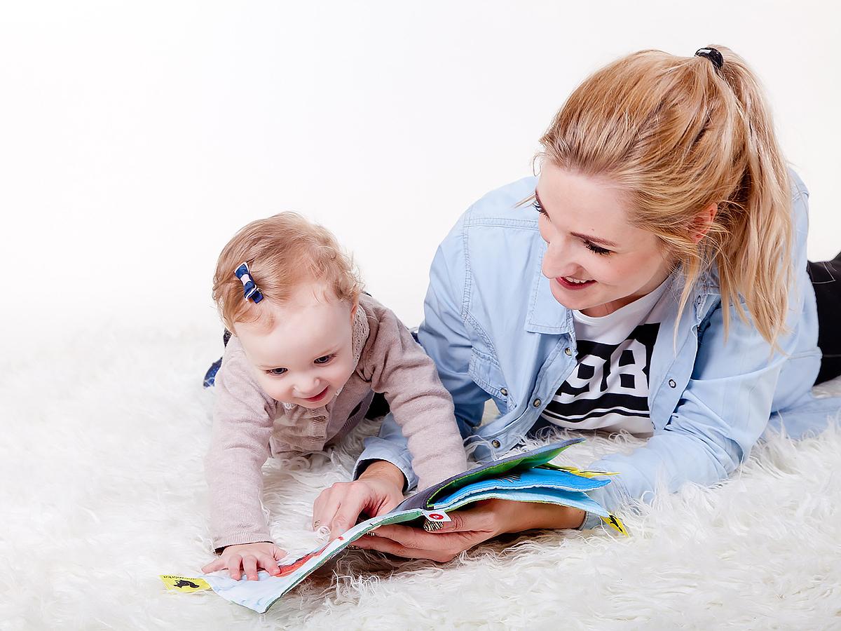 親が会話のしかたを学ぶことで、発達障害の子の言葉の能力が向上 p4