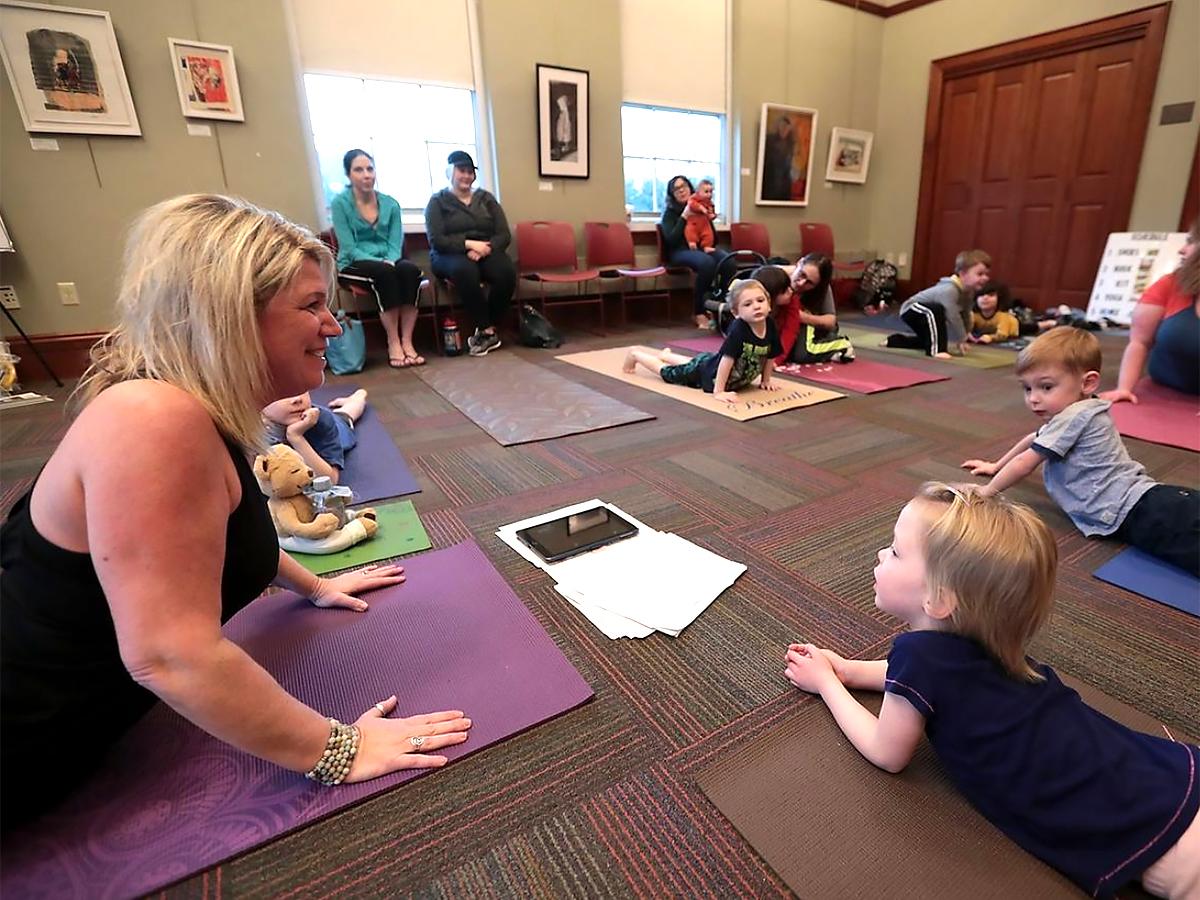 発達障害の子と家族たちも歓迎。来てもらうために取り組む図書館 y3