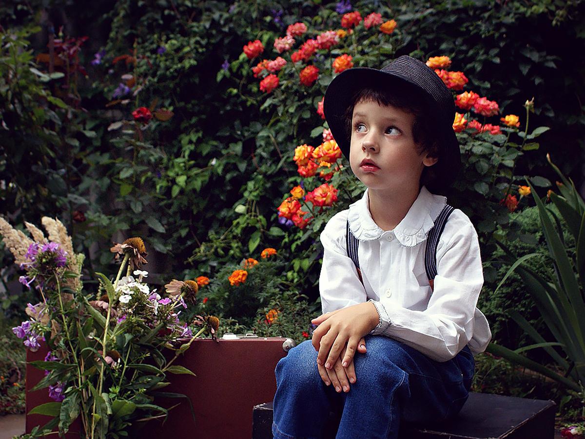 自閉症の子が米国では59人に一人と増加 b44
