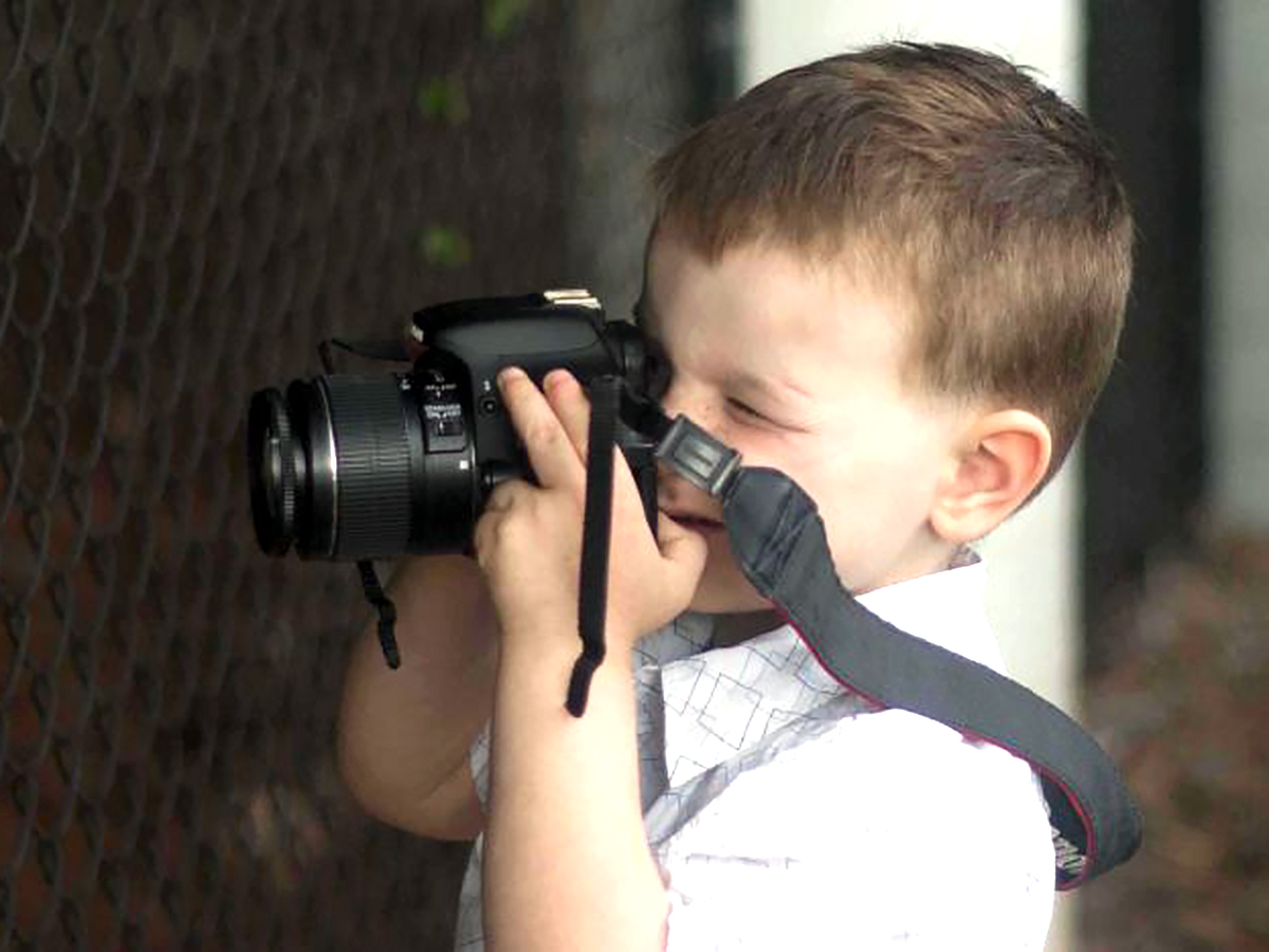 発達障害の子が早期療育とカメラで人との交流もできるように