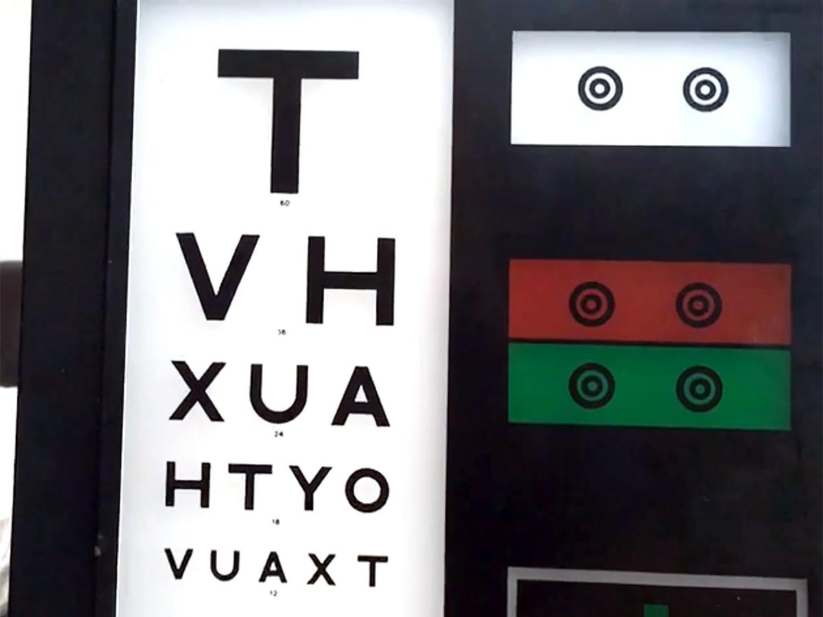 コミュニケーションが大事。訪問して発達障害の人のメガネを作る m4-2