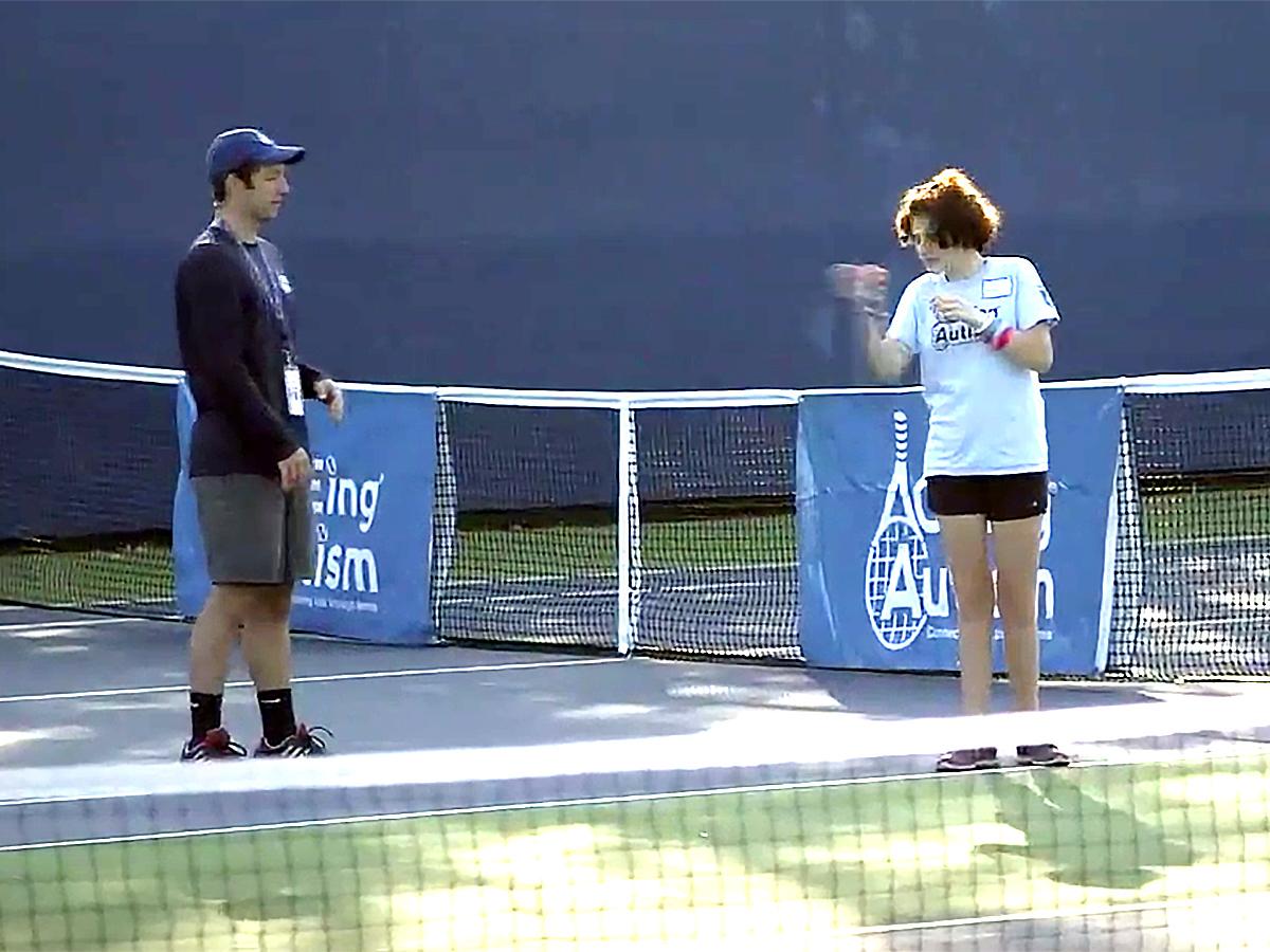 発達障害の子が楽しみながら、運動能力、社会性を培うテニス療育 t1