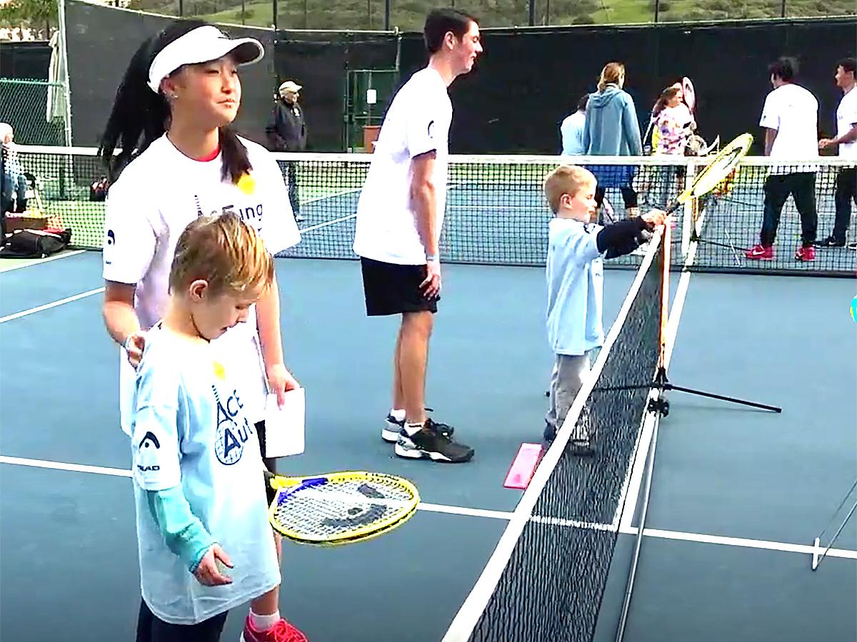 発達障害の子が楽しみながら、運動能力、社会性を培うテニス療育 t8