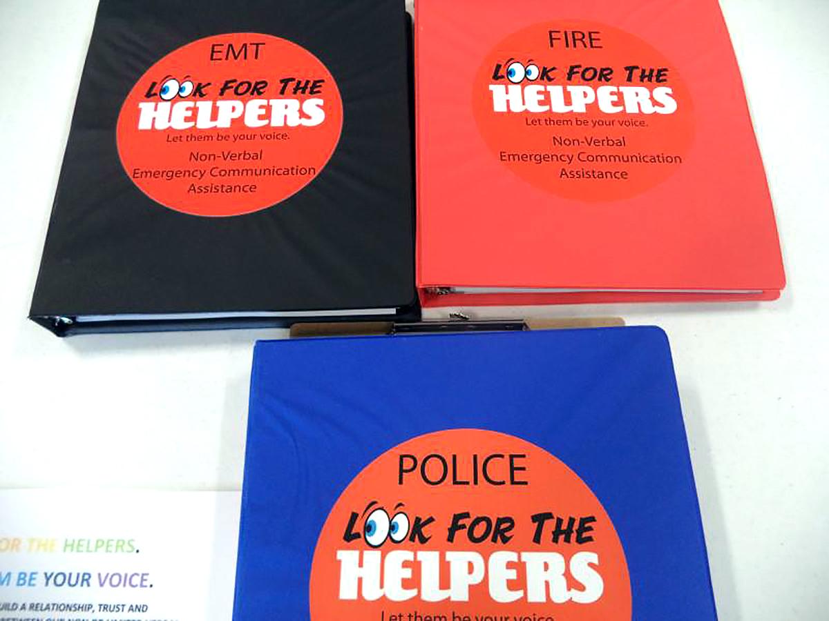 警察や救急も利用、発達障害の子とのやりとりを助けるバインダー