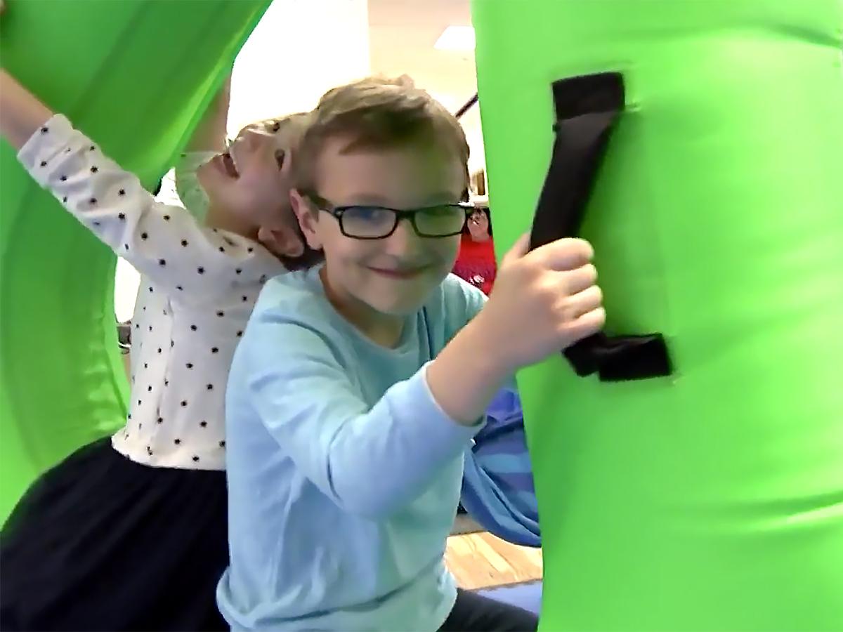発達障害の子が自由になれる安全な遊び場