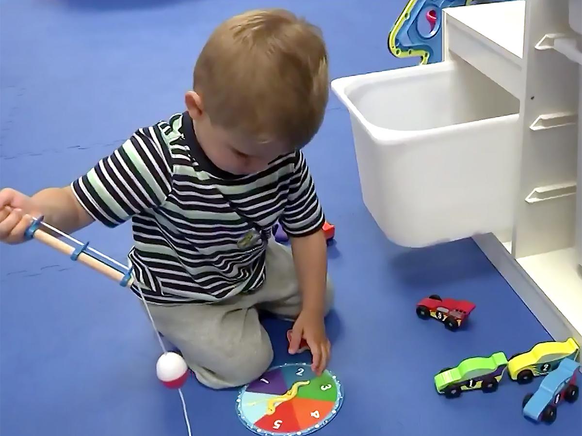 発達障害など特別支援が必要な子たちの感覚に配慮した安全なジム g2-2