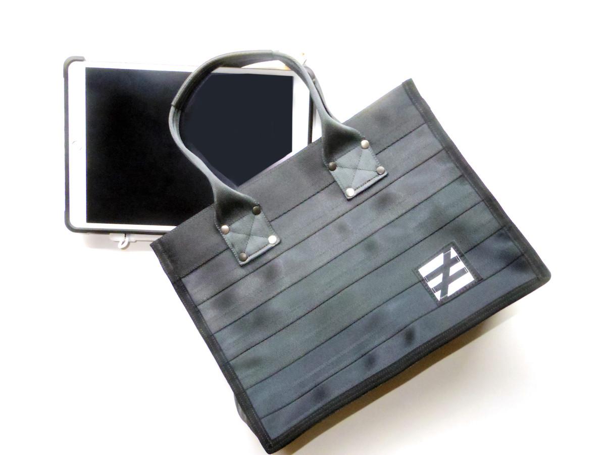 アップサイクルシートベルトバッグ・ディアスポラ IMGP8161