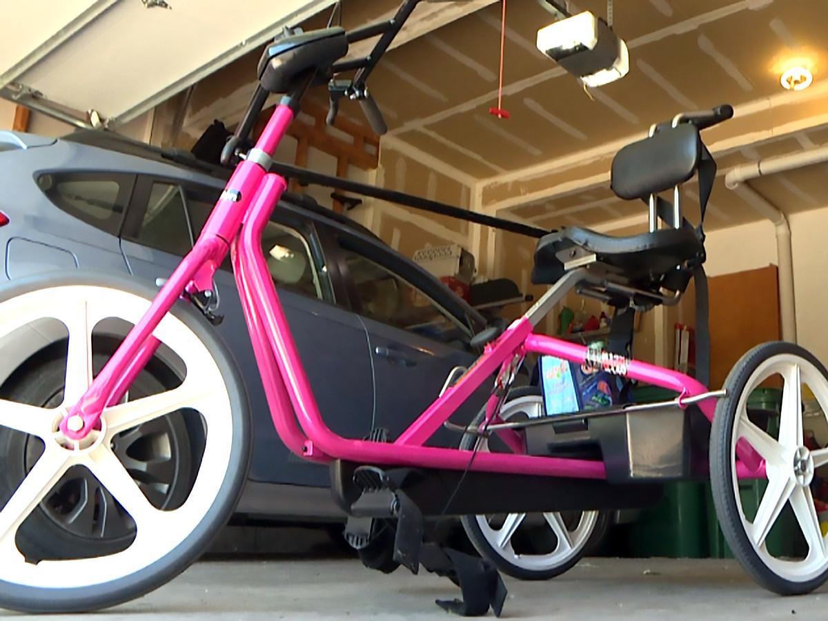 自転車が発達障害の娘を外へ連れ出し、人生に喜びをもたらした b13