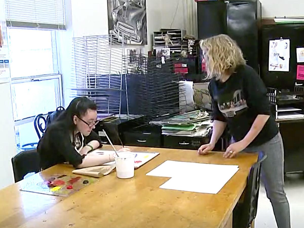 発達障害の女の子が描いた学校全員の似顔絵が教えてくれること n7