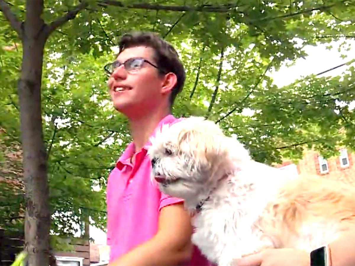 発達障害の子の親たちが始めた犬と人と交流することができる機会 d10-1