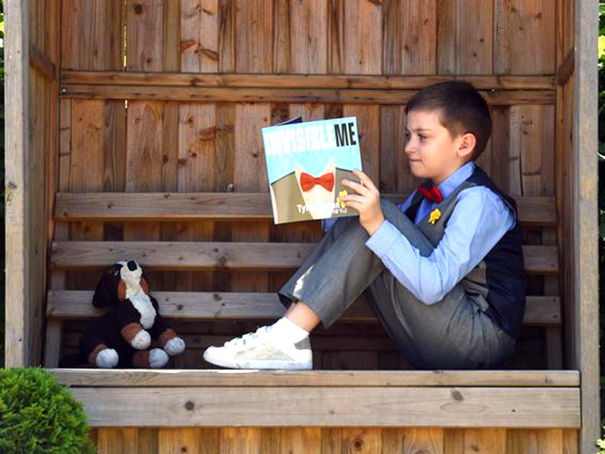 うつ病になり話すのを止めた発達障害の子が違っていいと本を出版 i2-1