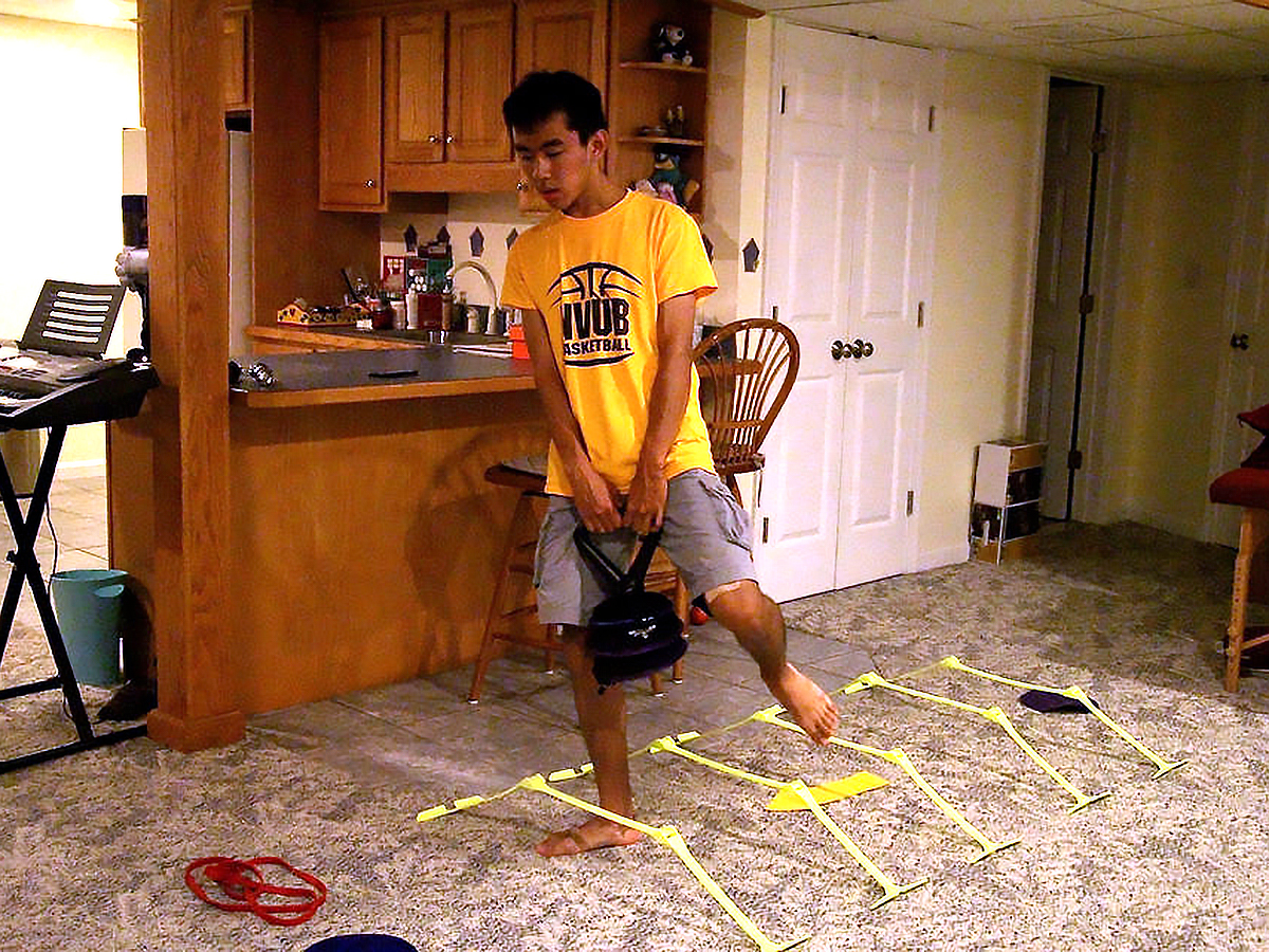 発達障害の方それぞれに合わせた「適応運動」個人トレーニング p6