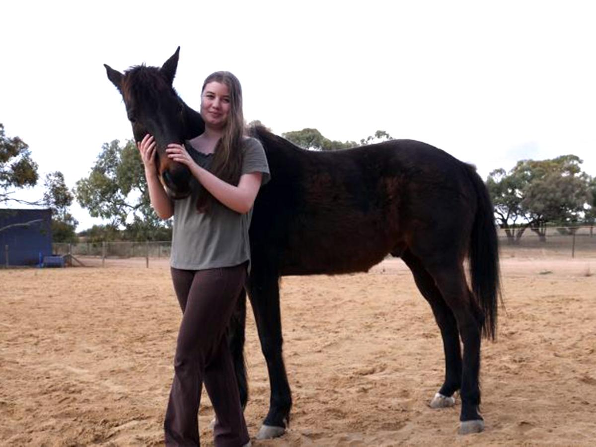 発達障害の娘が馬と過ごすようになってから本当の姿が見えた。 u1-1