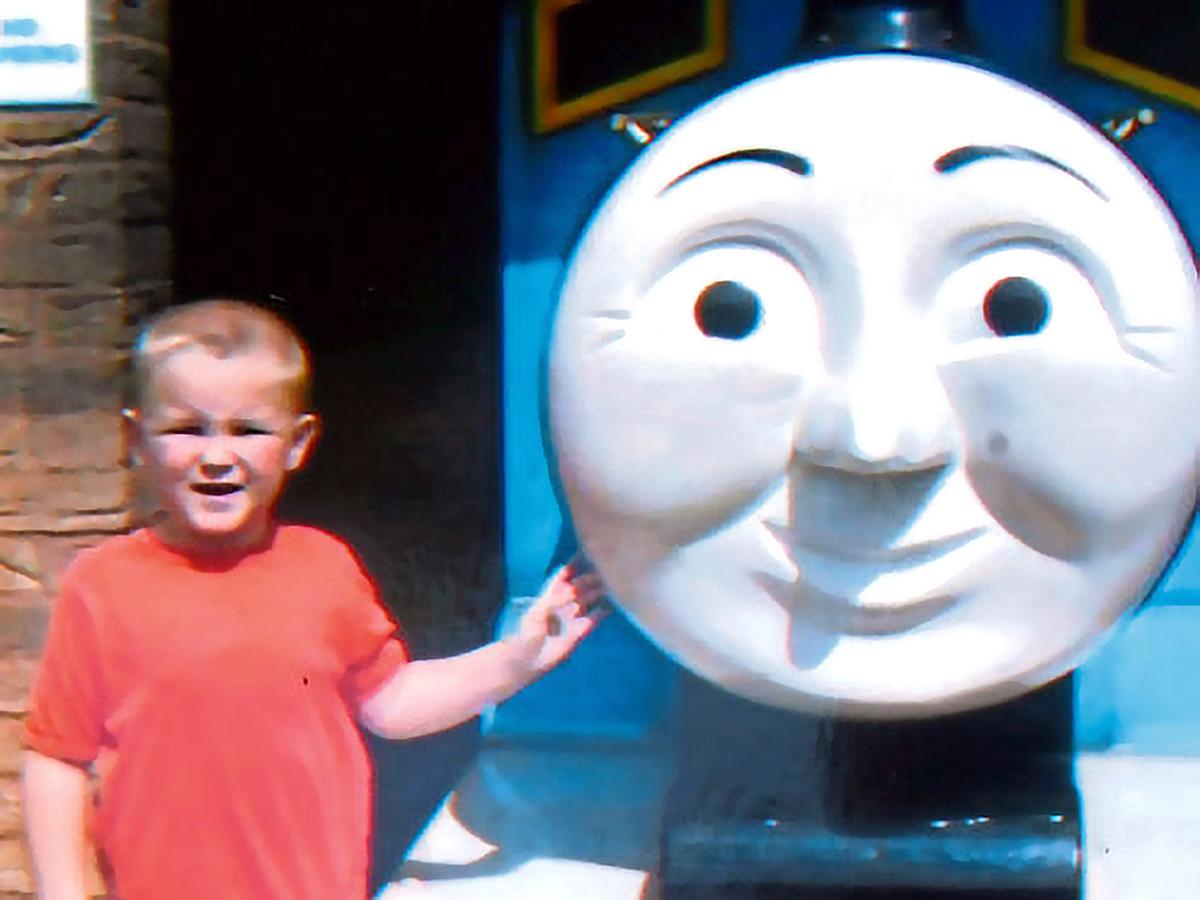 発達障害の少年は機関車トーマスのおかげで殻を破り変わった k3
