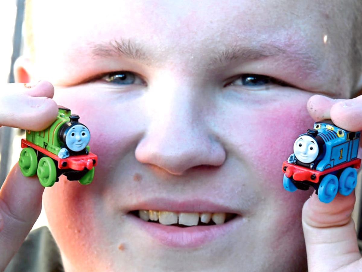 発達障害の少年は機関車トーマスのおかげで殻を破り変わった k5