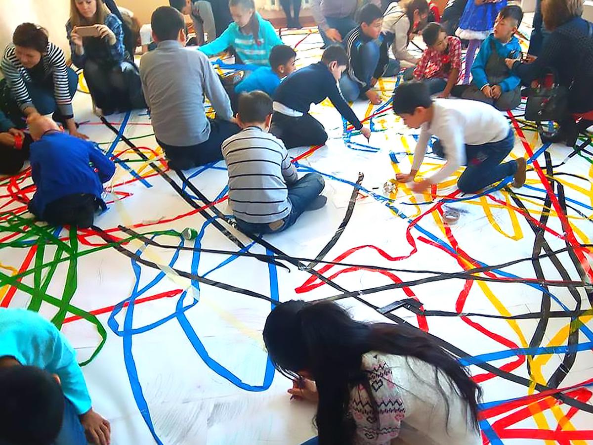 発達障害などの子たちの無限の可能性に。アートセラピーの学校 g3-1
