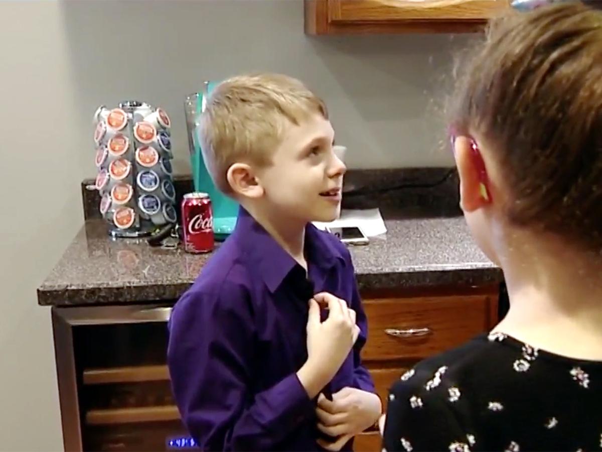 発達障害の子がiPadで話すように。そんな子を増やす慈善活動