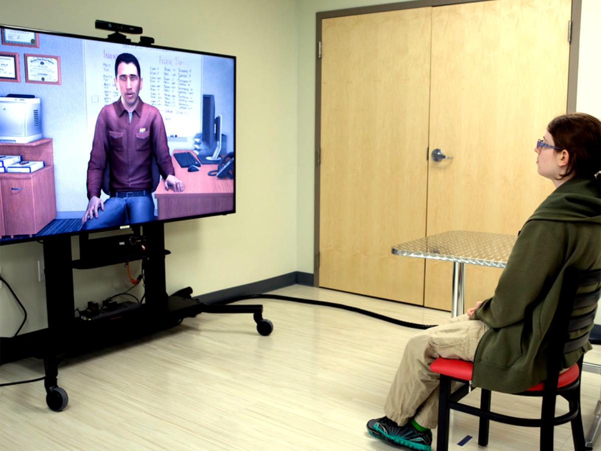 発達障害の人にも役に立つVRとARのエージェントとの訓練 v2