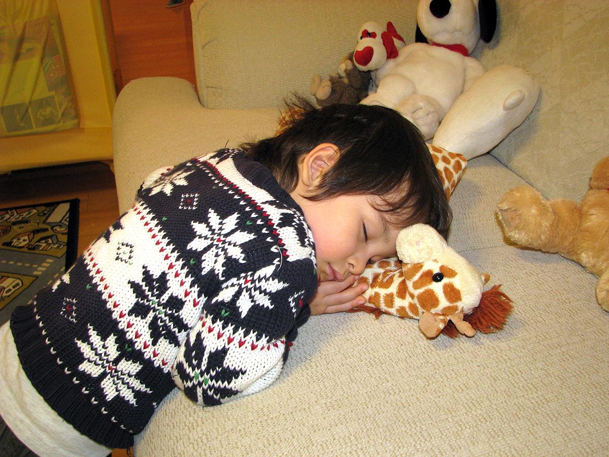 自閉症スペクトラム障害の子が睡眠障害になる可能性は2倍も高い p3-1