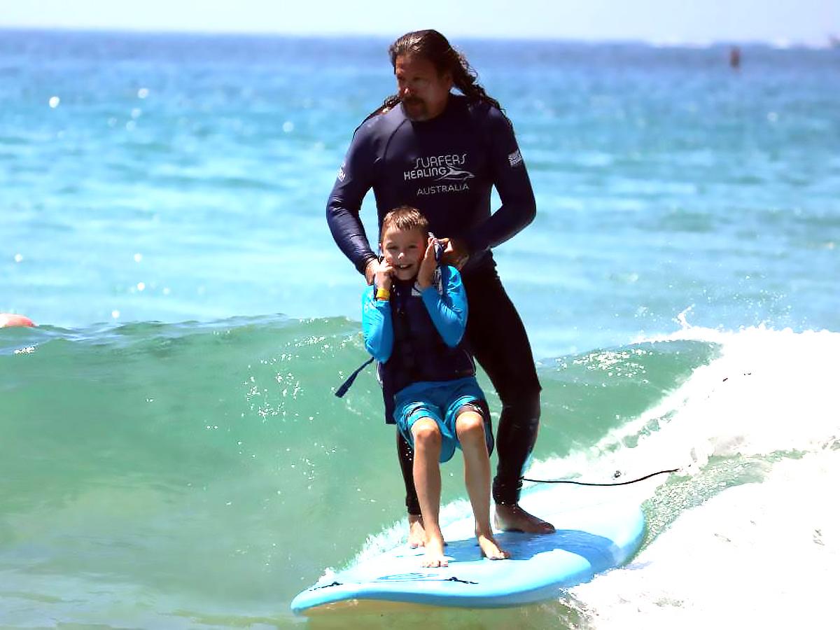 発達障害の子の困難に負けない力を育むサーフィンのイベント