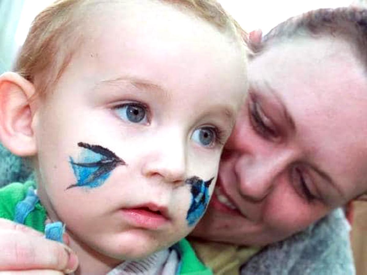 発達障害の息子が発達障害だと診断をされた母親は安心したと言う b4