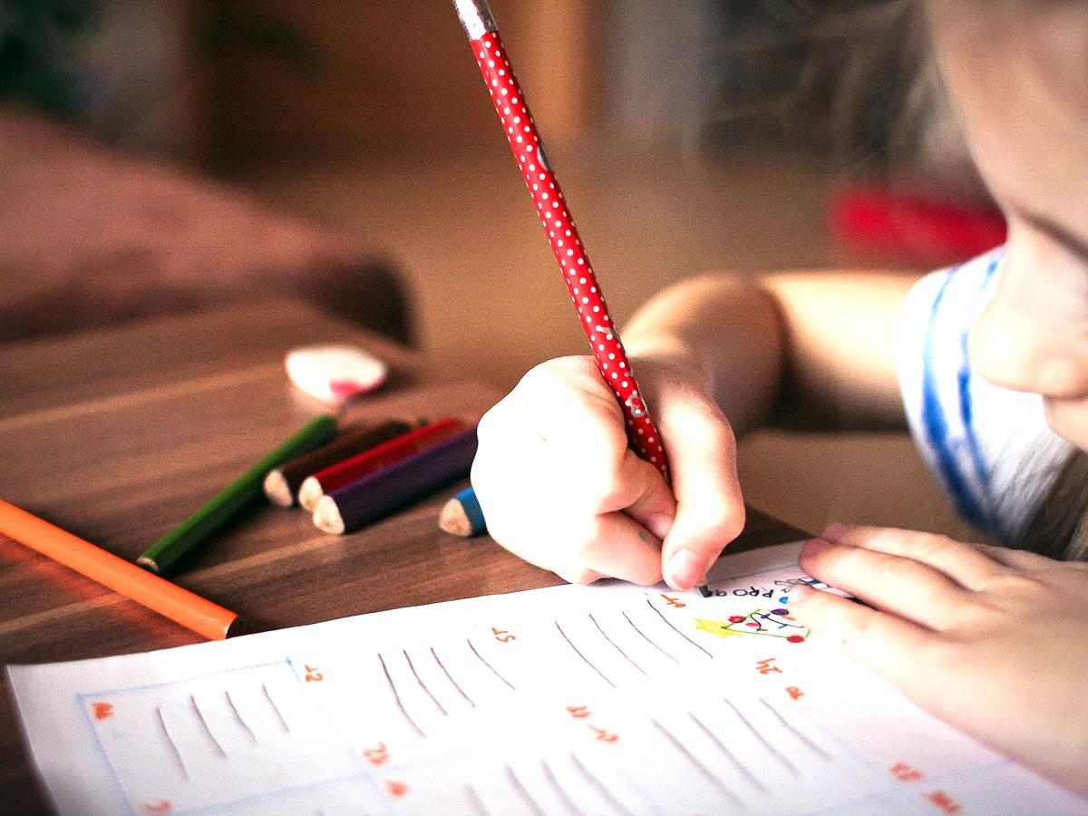 発達障害である自閉症の子は10歳ころまでは集中することに困難