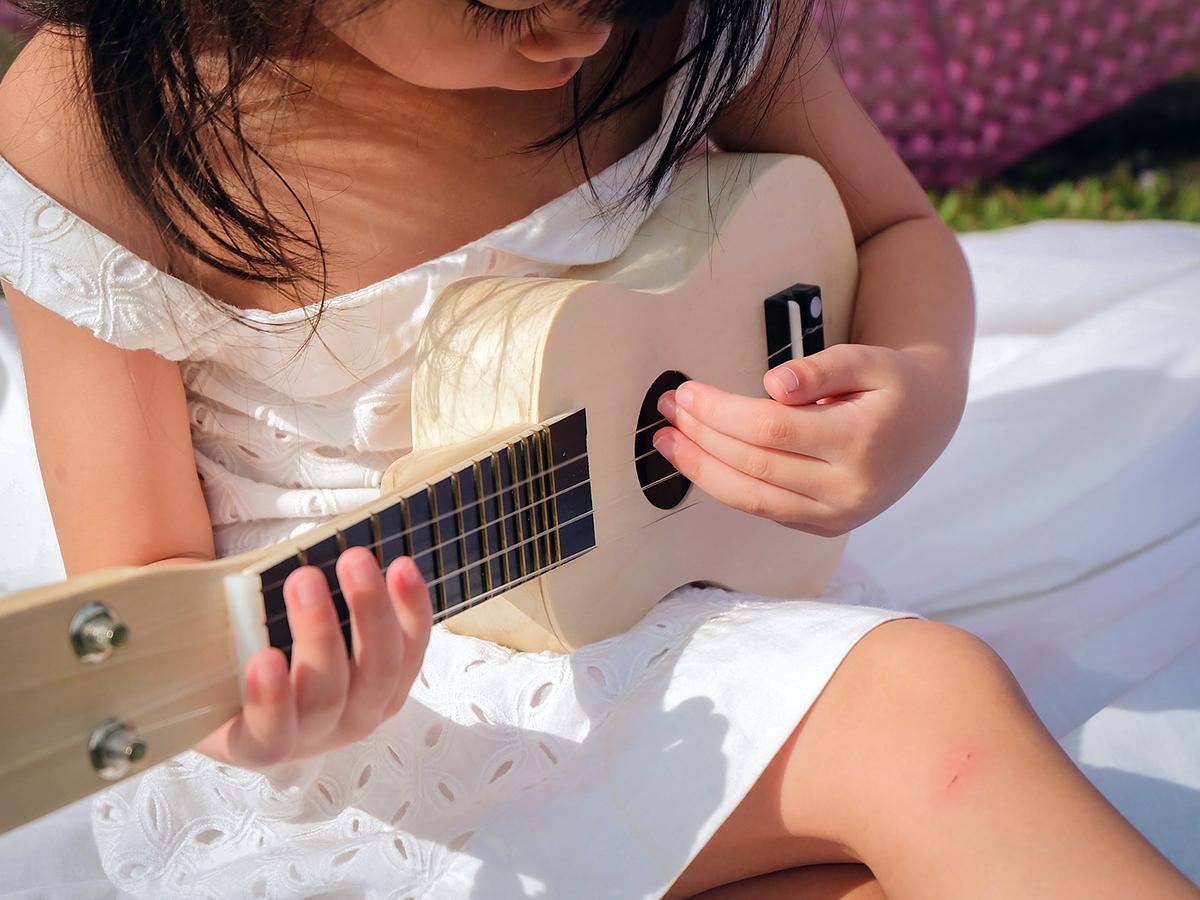 自閉症スペクトラム障害の子の脳変化も確認できた音楽療法の効果