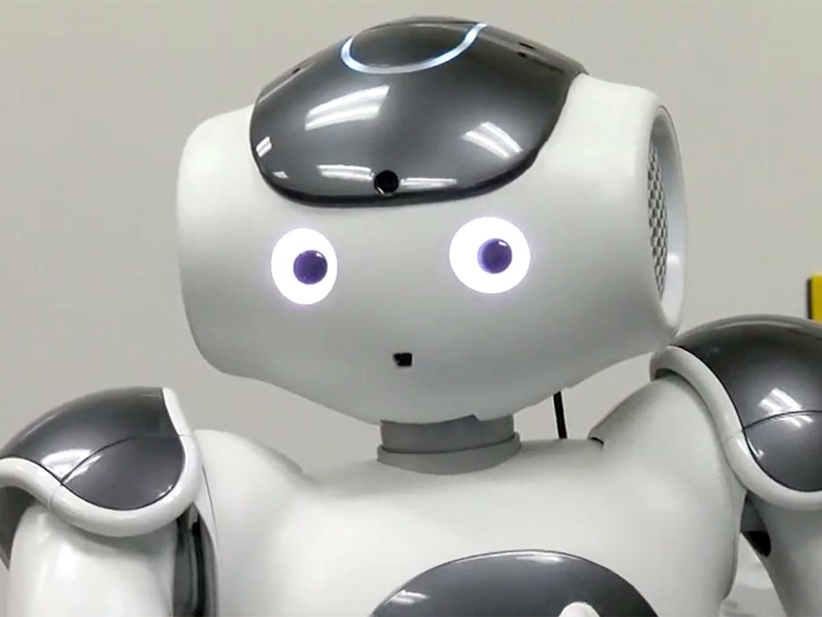 発達障害の子どもたちを助けたいと双子兄弟が取り組むロボット r7