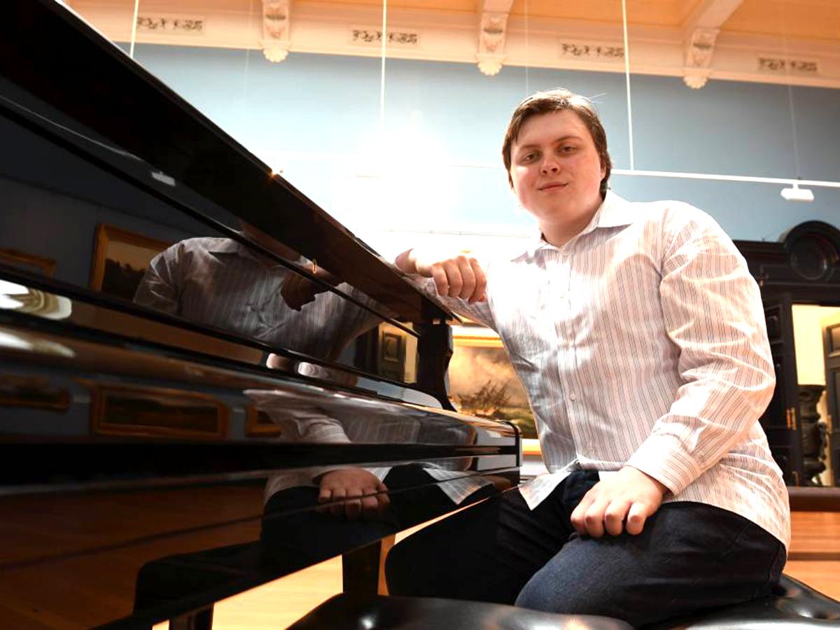 発達障害の青年音楽家が自分の限界は突破できると教えてくれる
