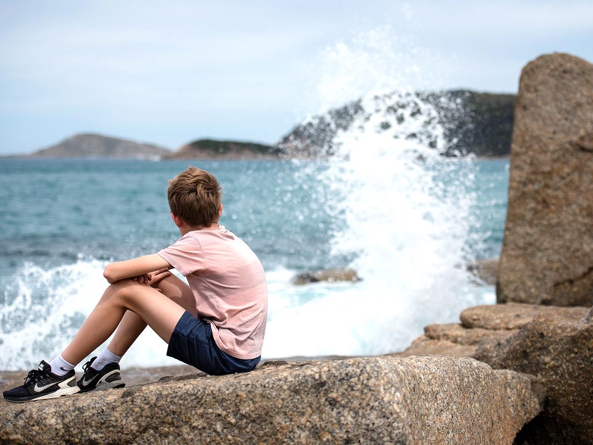 自閉症の子の約10パーセントに自殺する危険性があった。調査