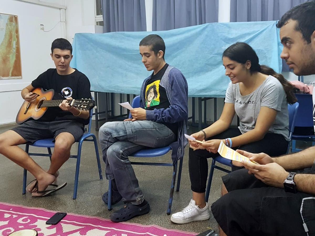 発達障害の子と若者が1対1でバンドを組む音楽療育プログラム o1