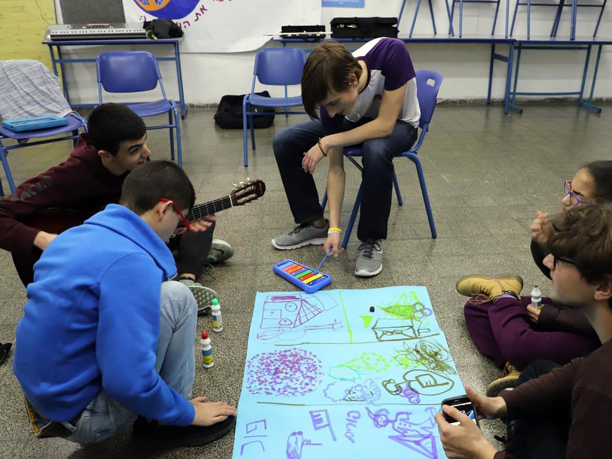 発達障害の子と若者が1対1でバンドを組む音楽療育プログラム o2
