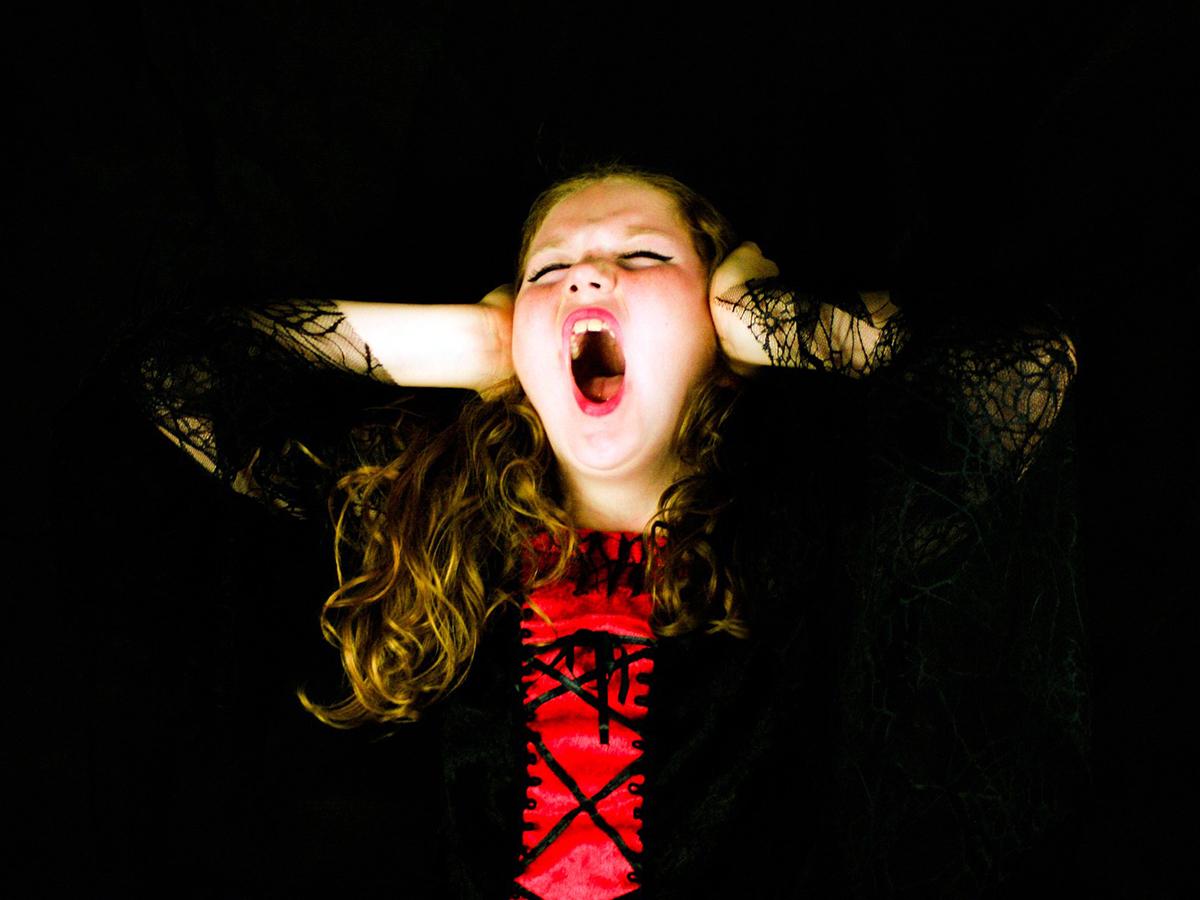 自閉症の子はそうでない子に比べ、もっと痛く感じている可能性 p3-1