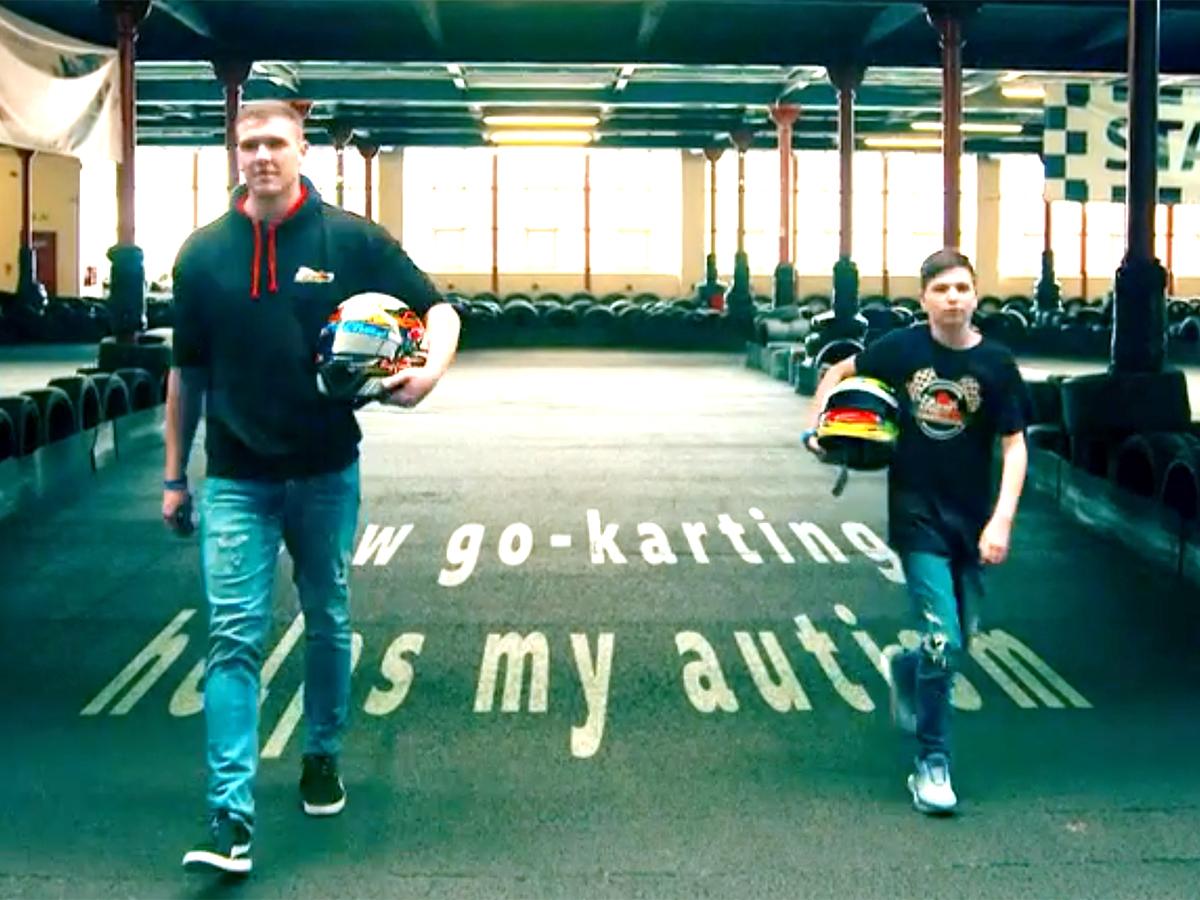 自閉症のCEOは語る。モータースポーツが自分を変えてくれた