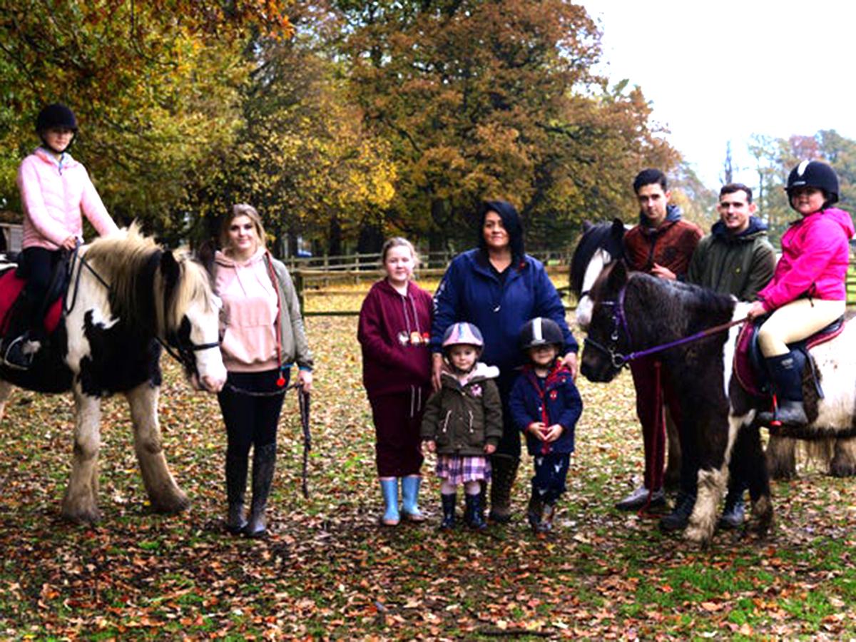 発達障害の子たちが馬と過ごし他人と違っていいことがわかる場所 u3