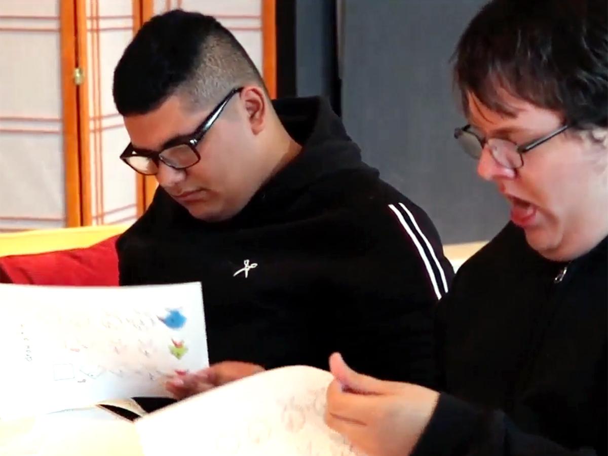 発達障害の子たちがプログラムだけでなくチームで働くことを学ぶ g9