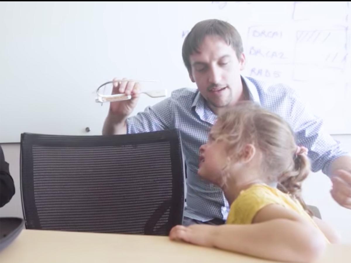 保険適用に向け進められている米スタンフォード大の自閉症グラス g7