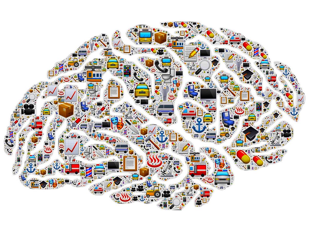 自閉症の反復行動などは認知能力に影響なし。うつ病だけ関係 d2-1